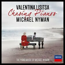 VALENTINA LISITSA - CHASING PIANOS-THE PIANO MUSIC OF MICHAEL NYMAN  CD NEU