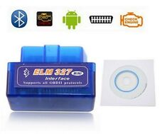 Super Mini OBD2 ELM 327 V 2.1 Bluetooth OBD-II Car - outil diagnostique + CD