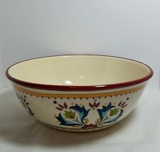 "Bobby Flay ""Sevilla"" Large 12"" Serving Bowl NWT"