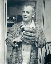 1973 Actor Art Carney in Play The Prisoner of Second Avenue Press Photo