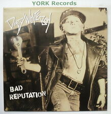 DIRTY WHITE BOY - Bad Reputation - Excellent Con LP Record Polydor 841 959-1