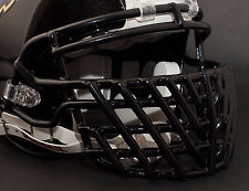 Schutt Super Pro BIG GRILL 2.0 RAY LEWIS Football Helmet Facemask - BLACK