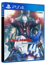 Devil May Cry 4 Special Edition PS4 GAME BRAND NEW SEALED