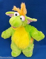 "TALKING Mopatop Soft Plush Toy Mopatop's Shop Teddy Cuddly Toy 14"" Moppatop Show"