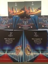 L'uefa programme final bundle 2016-champion 's league/europa league/super cup