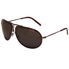 CARRERA-Gunmetal e Tortoiseshell Aviatore Occhiali Da Sole Con Custodia