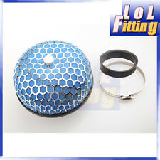 "3.5"" AIR / COLD INTAKE/ TURBOCHARGER MUSHROOM WASHABLE FILTER FLOW SUPER CHARGER"