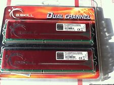 2GB (2 x 1GB) PC-3200 400MHz DDR non-ECC Desktop Memory