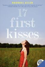 17 First Kisses by Rachael Allen (2014, Paperback)
