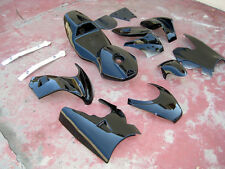 Mini Moto Pocket Bike Fairing Body Kit Plastic 47cc 49cc Mta2 A2 Mx3 Black Parts