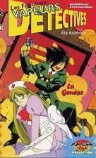 Collection complète de mangas Les Fabuleux Détectives Vapeurs - Tomes 1 à 5