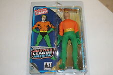 AQUAMAN JUSTICE LEAGUE OF AMERICA NEW 8 INCH POSEABLE FIGURE MEGO STYLE