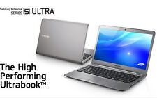 Samsung 530U 3rd Gen INTEL Core i5 160GB 6GB RAM Windows 7 UltraBook -