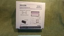 KNOLL # IR320K GENUINE BRAND NEW INFRARED REPEATER KIT 100 FOOT FREE SHIPPING