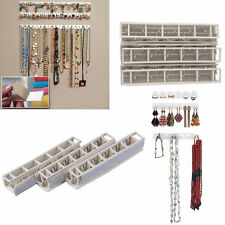 Jewelry Earring Organizer Hanging Holder Necklace Display Stand Rack Holder KY