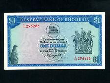 Rhodesia:P-30c,1 Dollar,1979 * UNC *