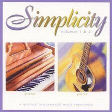 Simplicity Piano & Guitar, Simplicity: Piano & Guitar, Excellent