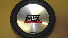 "MTX AUDIO 10"" THUNDER 4500 SUBWOOFER 225 WATTS DUAL 4 OHM SLH-T4510X2-A"
