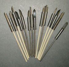 LOT C  14 CONDUITS PIECES DETACHEES STYLOS PLUME PPR FOUNTAIN PEN FLUE WRITING