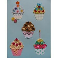 Simple quilling Starter Kit-Cupcakes