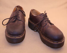 Vintage Dr. Martens Shoes Size 7 (W), 6 (M) boho, goth, punk, made in England