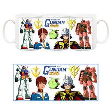 Gundam mobile suit rx-78 Zeon Peter Rei Tazza Ceramica Mug Cup Manga Anime