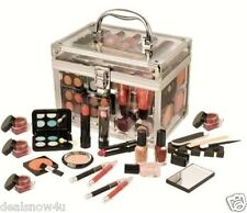 Carry All Trunk Professional 48 Piece Makeup Kit Gift Set Cosmetics Groom Women