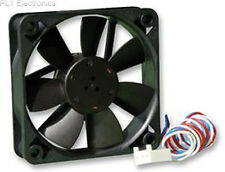 EBM PAPST - 612N/2GML-096 - FAN, PC, W/CONN, 60MM 12VDC