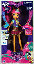 "2015 My Little Pony Equestria Girls SOUR SWEET Friendship Games 9"" Doll"