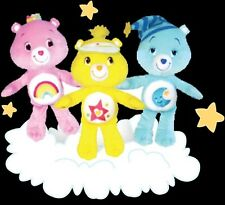 Stuff your Own Care Bear  set of 3