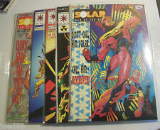 Lot Of 5 Solar Man Of The Atom #36-40
