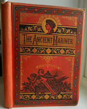 The Rime of The Ancient Mariner. Coleridge Illustrated by Gustave Dore c1880