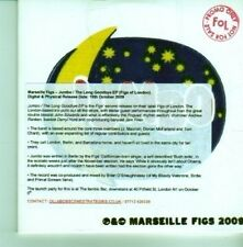 (CY803) Marseille Figs, Jumbo / The Long Goodbye EP - 2009 DJ CD