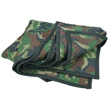 """72"""" x 80"""" Camouflage Utility Blanket For Moving, Camping, Hunting, Beach Etc."""