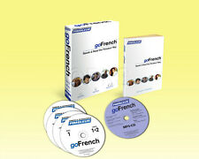 NEW 5 CD Pimsleur French Language Course + Book & Transcript