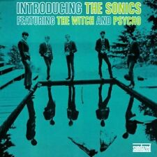Sonics - Introducing the Sonics, CD neu
