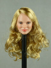 1/6 Play Toy, Phicen, Hot Stuff, Kumik - Blonde Hair Female Head Sculpt Stacy