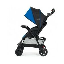 Boy's Blue Single Baby Stroller Infant Toddler Carriage Lightweight Travel Walk