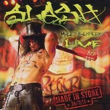 Slash Made In Stoke 24/7/11, 2 CD /Live/2011/21 TRX/Guns N' Roses/neu OVP
