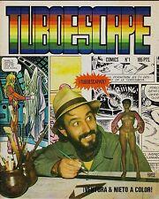 TUBOESCAPE CÓMICS nº: 1 (de 5 de la colección completa) Tuboescape, 1983.