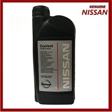 Genuine Nissan L248 Premix Antifreeze 1 Litre Coolant