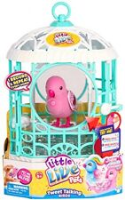 Little Live Pets Ruby Bell My Dream Puppy Playset Bird Snuggles Cage Gift New
