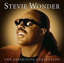 STEVIE WONDER ( NEW 2 CD SET ) DEFINITIVE COLLECTION VERY BEST OF GREATEST HITS