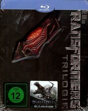 Transformers Trilogy Limited Edition NovoBox FuturePak SteelBook (German Import)