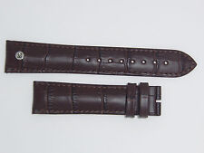 Bruno Söhnle  ( Sohnle ) Genuine Leather Watch Band 20 mm Brown