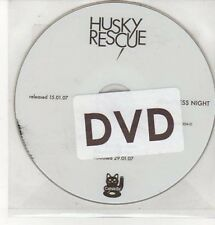 (DD368) Husky Rescue, Nightless Night - 2007 DJ CD