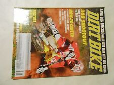 MAY 2009 DIRT BIKE MAGAZINE,300 SHOOTOUT KTM VS HUSKY VS GAS GAS,HONDA CRF250X,