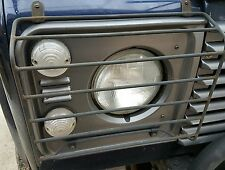 LAND Rover Defender WOLF Stile Testa Luce GUARD KIT-da4077