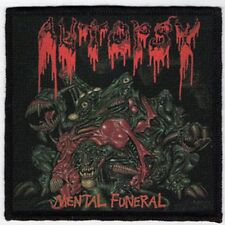 AUTOPSY PATCH / SPEED-THRASH-BLACK-DEATH METAL