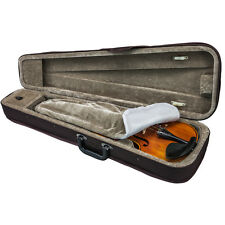 **GREAT GIFT**NEW Lightweight 4/4 Violin Case/Backpack/Music Pocket-CLEARANCE